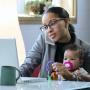 Juggling Motherhood and Running a Company