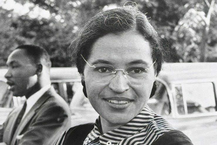 Rosa Louise Mccauley Parks: Remembering an International Icon