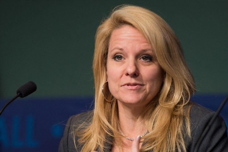 What SpaceX President Gwynne Shotwell can Teach us About Leadership