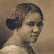 Madam C. J. Walker the First American Self-Made Millionaire
