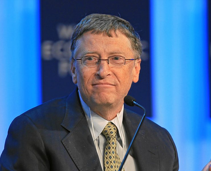 5 Business Tips From Bill Gates: Microsoft Founder