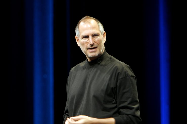 5 Lessons of leadership from Steve Jobs: a born visionary who become a genius leader