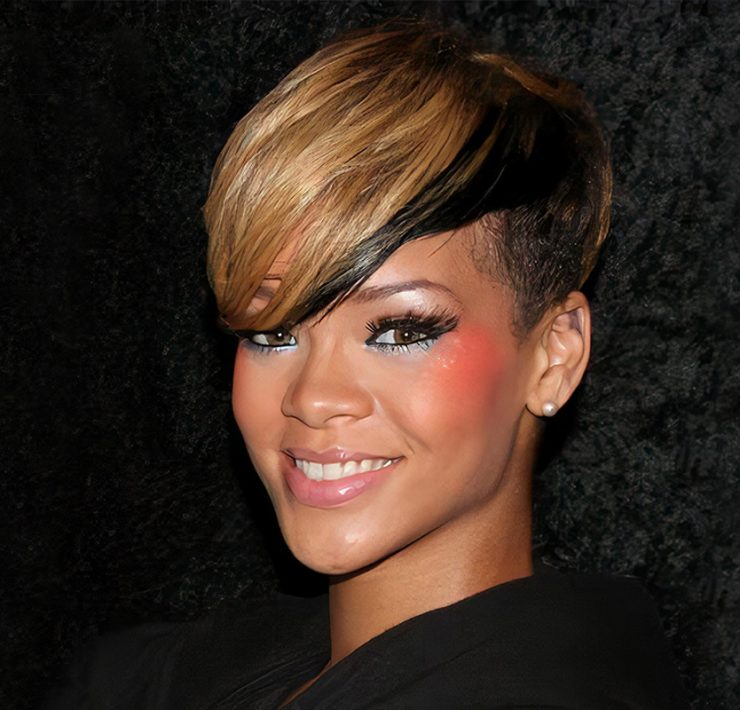 Rihanna the Influential Pop Star that Became the Richest Female Singer