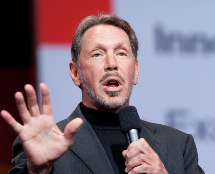 5 Important Lessons You Should Learn From Larry Ellison, The Founder of Oracle