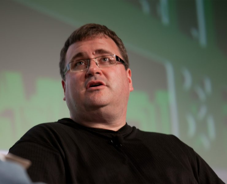 Business Lessons From LinkedIn Co-Founder Reid Hoffman on How to Scale Your Business
