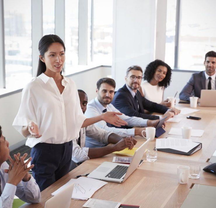 Building Female Leaders Through Mentorship
